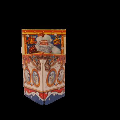 Новогодний подарок Ледокол стоимостью 500 руб. и весом 1000 гр.