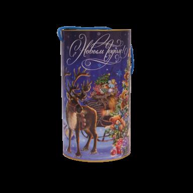 Новогодний подарок Туба Дед Мороз (Большая) стоимостью 550 руб. и весом 900 гр.