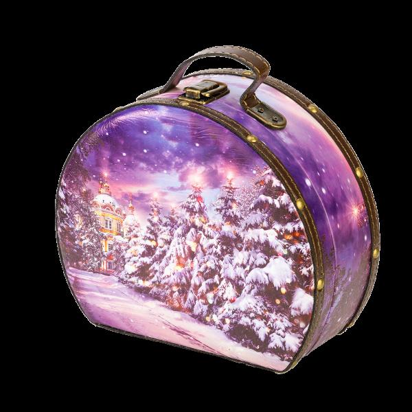 Новогодний подарок Дворянская усадьба стоимостью 1500 руб. и весом 800 гр.