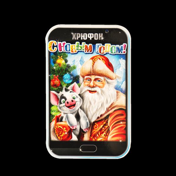 Новогодний подарок Хрюфон стоимостью 200 руб. и весом 450 гр.