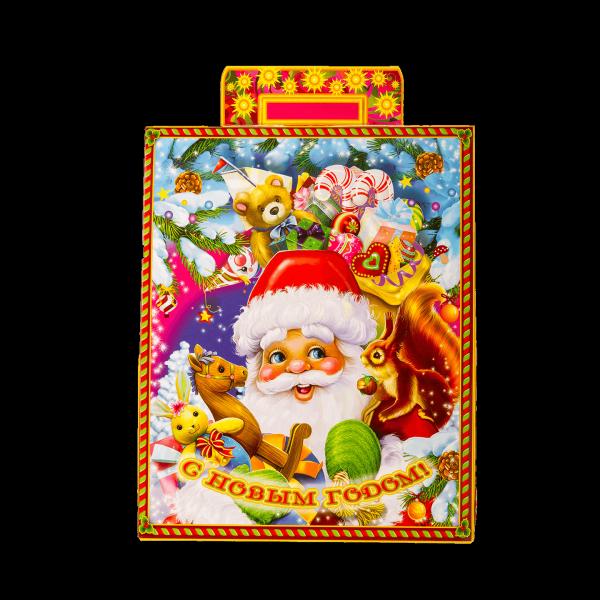 Новогодний подарок Лучший подарок стоимостью 300 руб. и весом 600 гр.