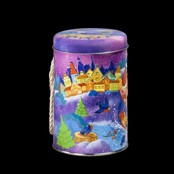 Новогодний подарок Копилка большая стоимостью 350 руб. и весом 300 гр.