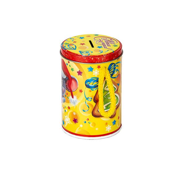 Новогодний подарок Копилка стоимостью 240 руб. и весом 250 гр.
