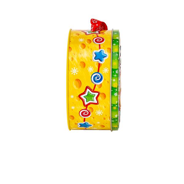 Новогодний подарок Лакомка стоимостью 450 руб. и весом 400 гр.