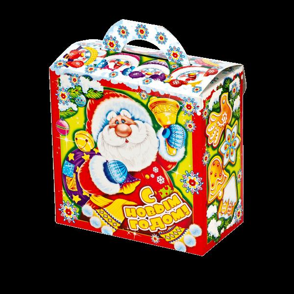 Новогодний подарок Лучший подарок стоимостью 250 руб. и весом 450 гр.