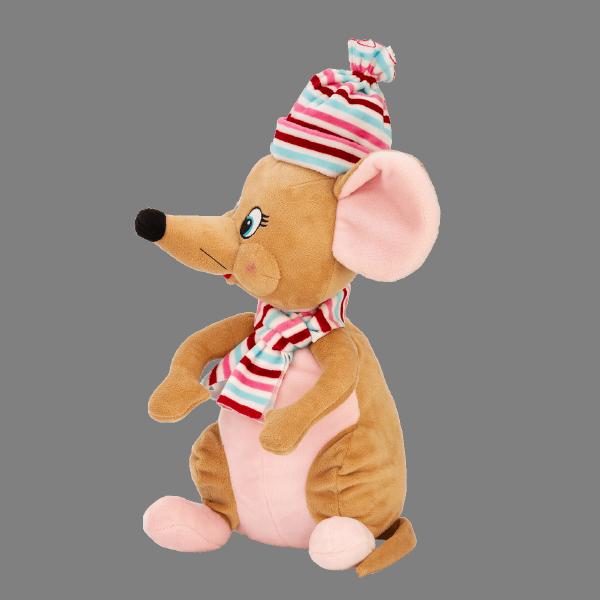 Новогодний подарок Малыш Стюарт стоимостью 700 руб. и весом 500 гр.