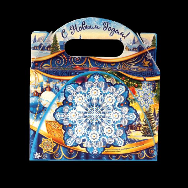Новогодний подарок Морозко стоимостью 400 руб. и весом 400 гр.