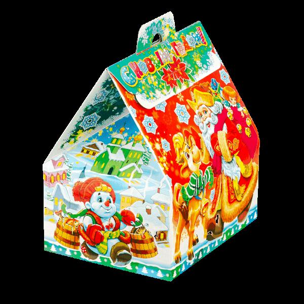 Новогодний подарок Музыканты стоимостью 230 руб. и весом 600 гр.