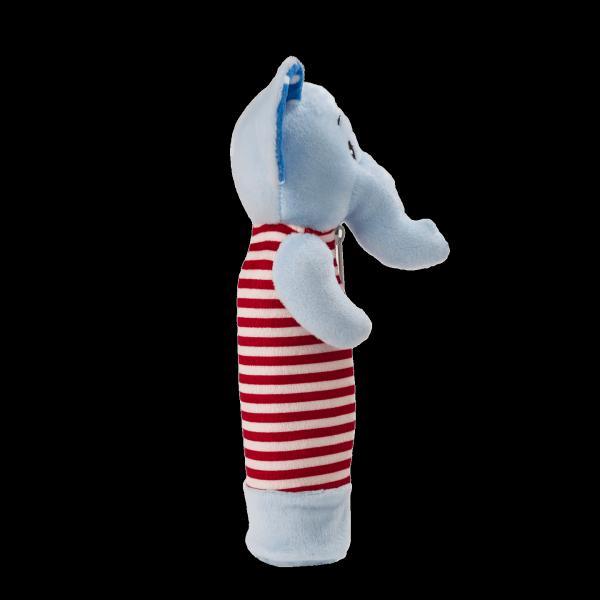 Новогодний подарок Пенал Слоненок стоимостью 350 руб. и весом 200 гр.