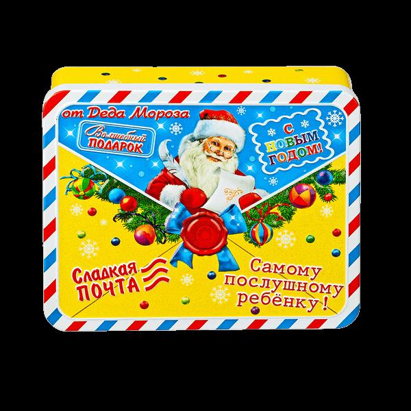 Новогодний подарок Вам письмо стоимостью 400 руб. и весом 200 гр.