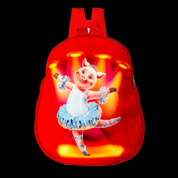 Новогодний подарок Рюкзак Балерина стоимостью 750 руб. и весом 800 гр.