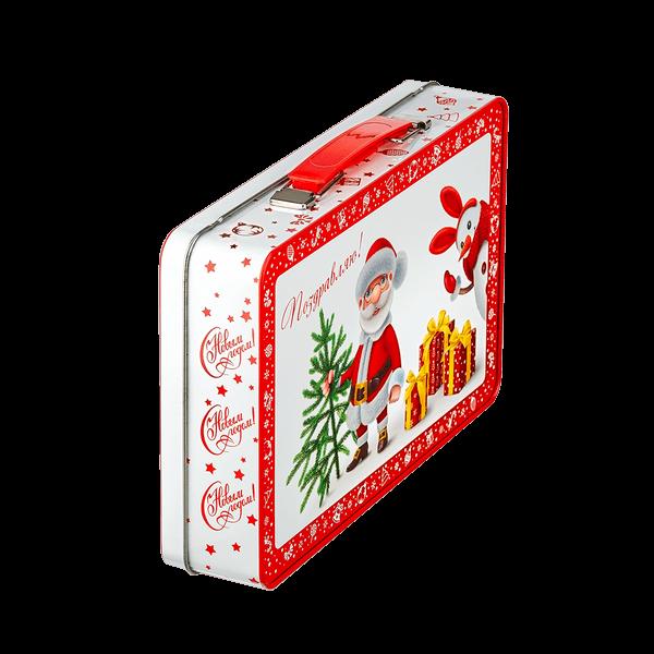 Новогодний подарок Спешу поздравить стоимостью 850 руб. и весом 500 гр.