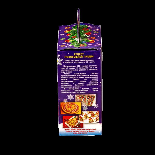 Новогодний подарок Смак стоимостью 300 руб. и весом 550 гр.