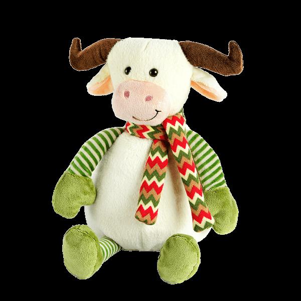 Новогодний подарок Снежный як стоимостью 1250 руб. и весом 1000 гр.