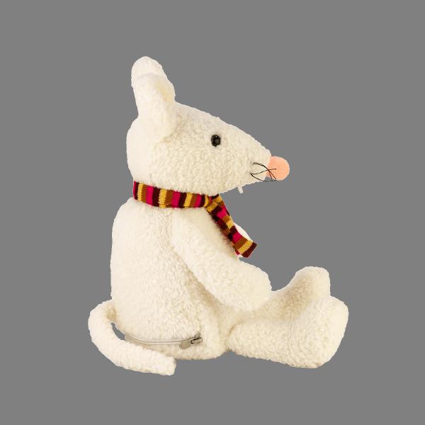 Новогодний подарок Снежок стоимостью 1110 руб. и весом 1000 гр.
