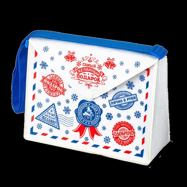 Новогодний подарок Новогодний почтальон стоимостью 655 руб. и весом 800 гр.