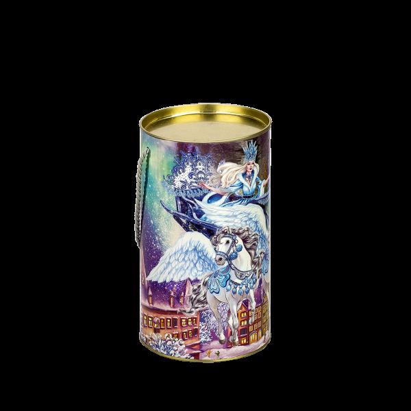 Новогодний подарок Туба Снежная королева стоимостью 500 руб. и весом 800 гр.