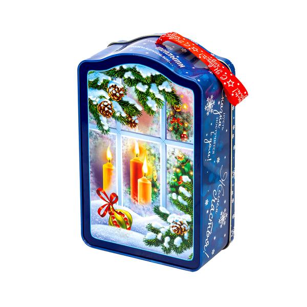 Новогодний подарок У камина стоимостью 1250 руб. и весом 1000 гр.