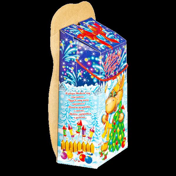 Новогодний подарок Василиса стоимостью 520 руб. и весом 1000 гр.