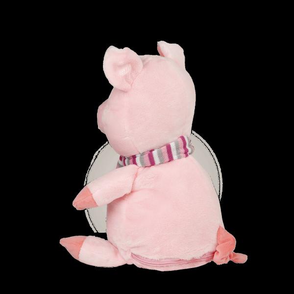 Новогодний подарок Весельчак Джордж стоимостью 1500 руб. и весом 1100 гр.