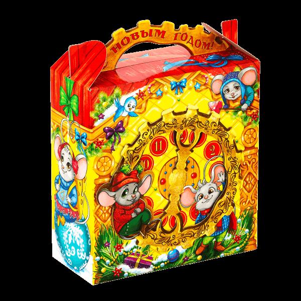 Новогодний подарок Время чудес стоимостью 350 руб. и весом 650 гр.