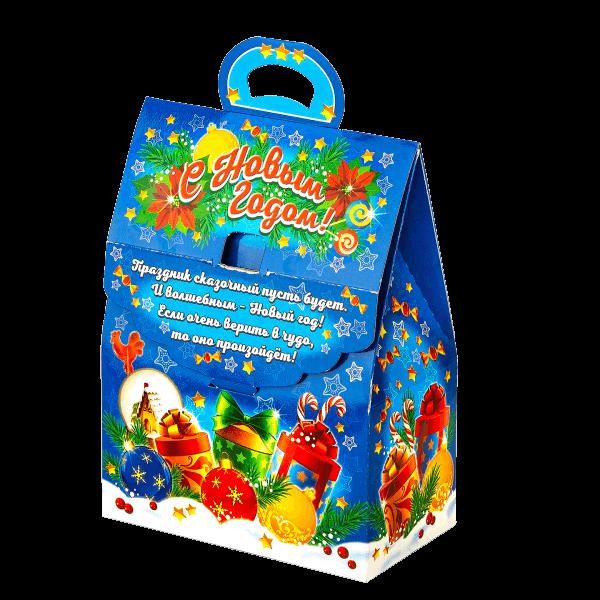 Новогодний подарок Загадай желание стоимостью 400 руб. и весом 700 гр.