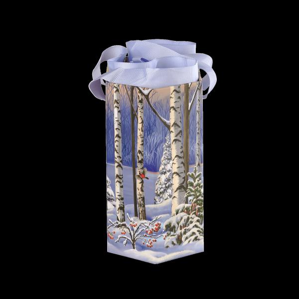 Новогодний подарок Зимний лес стоимостью 550 руб. и весом 500 гр.