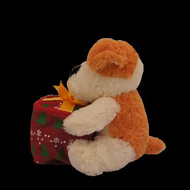 Новогодний подарок Новогодний курьер стоимостью 650 руб. и весом 600 гр.