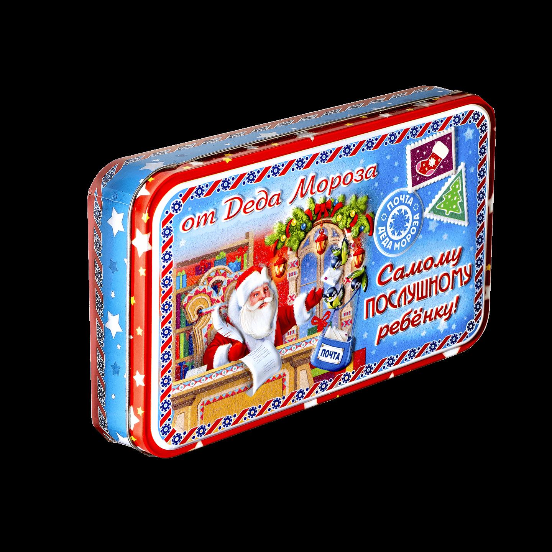 Новогодний подарок Письмо стоимостью 250 руб. и весом 200 гр.