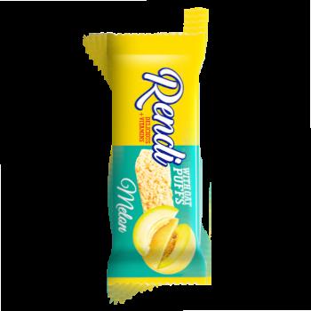 Мультизлаковая конфета Rendi неглазированная со вкусом дыни