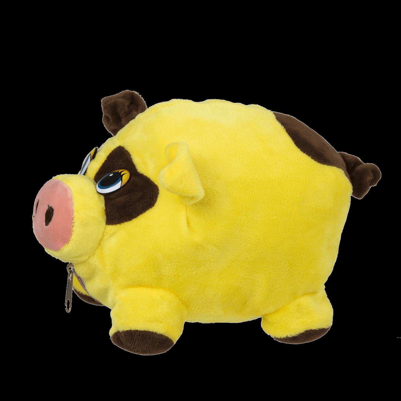 Новогодний подарок Хрюшарик стоимостью 450 руб. и весом 400 гр.