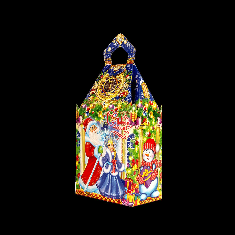 Новогодний подарок Сказочный замок стоимостью 250 руб. и весом 500 гр.