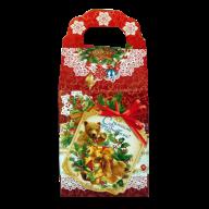 Первая миниатюра новогоднего подарка Морозные кружева