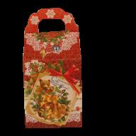 Пятая миниатюра новогоднего подарка Морозные кружева