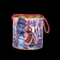Вторая миниатюра новогоднего подарка Туба Дед Мороз