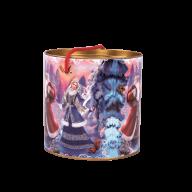 Третья миниатюра новогоднего подарка Туба Дед Мороз
