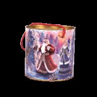 Четвертая миниатюра новогоднего подарка Туба Дед Мороз