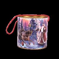 Пятая миниатюра новогоднего подарка Туба Дед Мороз