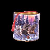 Шестая миниатюра новогоднего подарка Туба Дед Мороз
