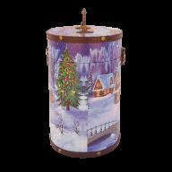 Третья миниатюра новогоднего подарка Туес большой