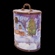 Восьмая миниатюра новогоднего подарка Туес большой