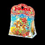 Новогодний подарок Конфетное настроение стоимостью 750 руб. и весом 1000 гр. гр.