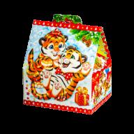 Новогодний подарок Смешинка стоимостью 510 руб. и весом 700 гр. гр.