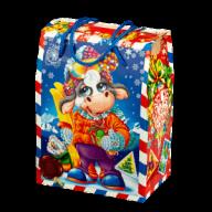 Новогодний подарок Доставка подарков стоимостью 500 руб. и весом 700 гр. гр.