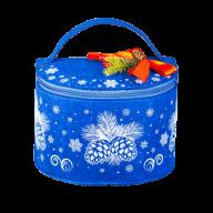 миниатюра новогоднего подарка Шкатулка Снежная