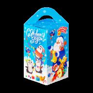 миниатюра новогоднего подарка Дружные полярники