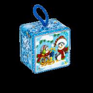 миниатюра новогоднего подарка Друзья полярники