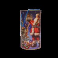Первая миниатюра новогоднего подарка Туба Дед Мороз (Большая)