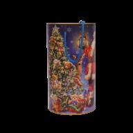 Вторая миниатюра новогоднего подарка Туба Дед Мороз (Большая)