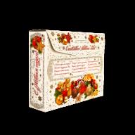 Четвертая миниатюра новогоднего подарка Открытка